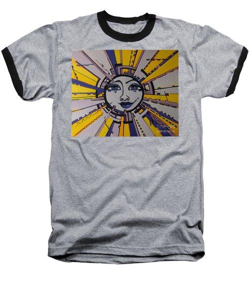Bazinga - Sun Baseball T-Shirt