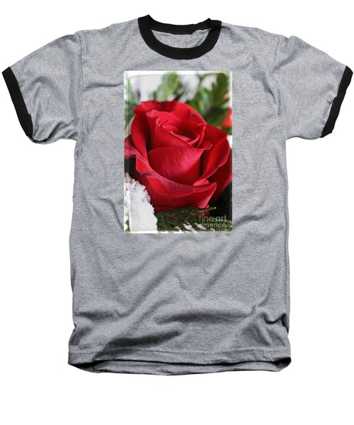 Be Inspired With Flowers And Art Baseball T-Shirt by Ella Kaye Dickey