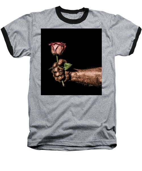Be Mine Baseball T-Shirt