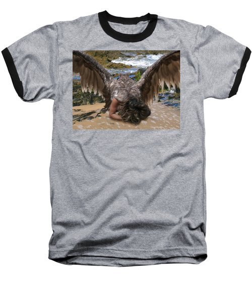 Be Ready For The Rapture Baseball T-Shirt