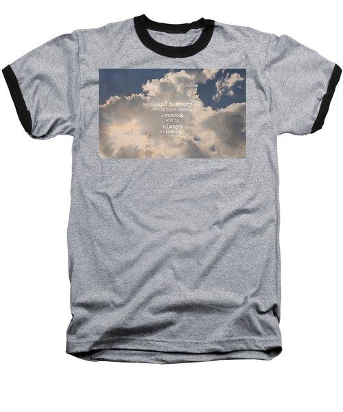 Be Thankful Baseball T-Shirt