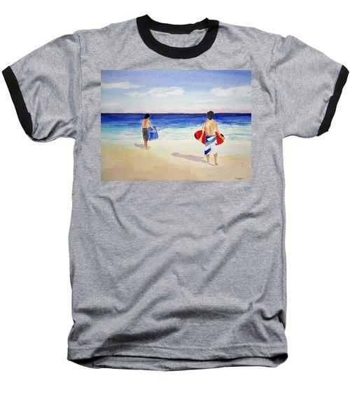 Beach Boys Australia Baseball T-Shirt