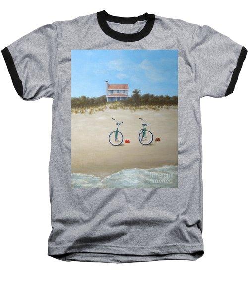Beach Buddies Baseball T-Shirt