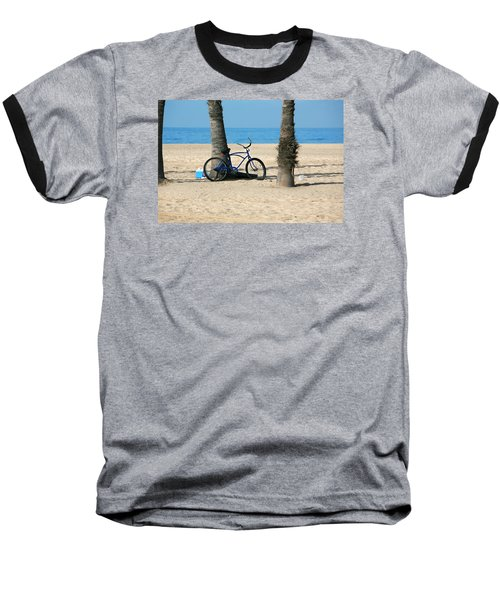 Beach Day Baseball T-Shirt