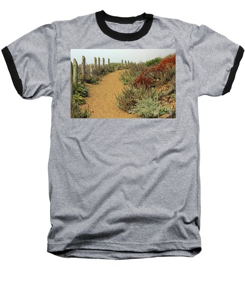 Baseball T-Shirt featuring the photograph Beach Dune  by Kate Brown