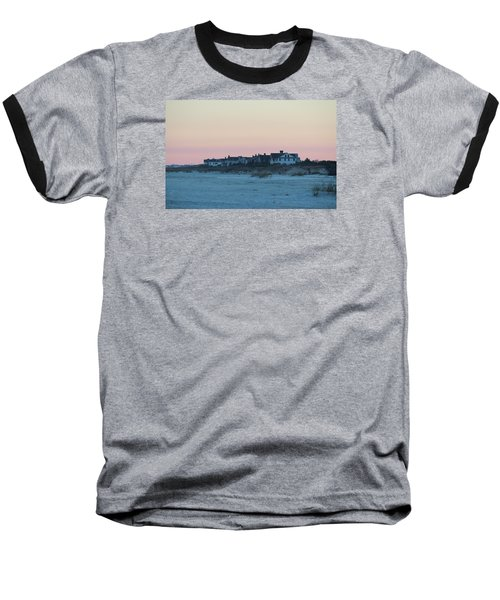 Beach Houses Baseball T-Shirt