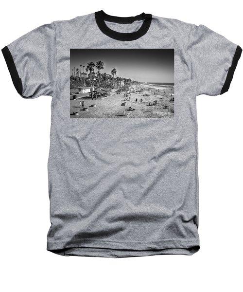 Beach Life From Yesteryear Baseball T-Shirt