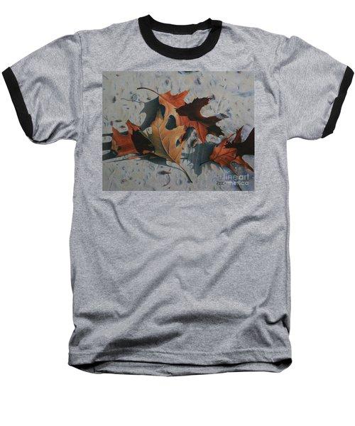 Beach Still Life Baseball T-Shirt