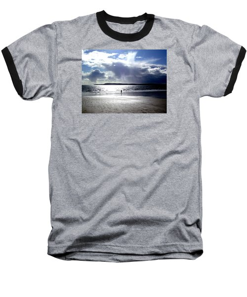 Lone Beach Walker Baseball T-Shirt