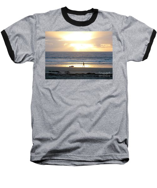 Beachcomber Encounter Baseball T-Shirt