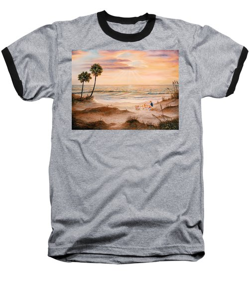 Beachcombers Baseball T-Shirt