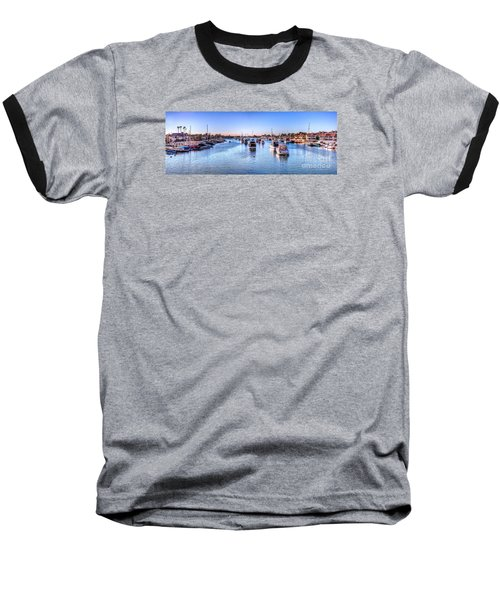 Beacon Bay Baseball T-Shirt by Jim Carrell