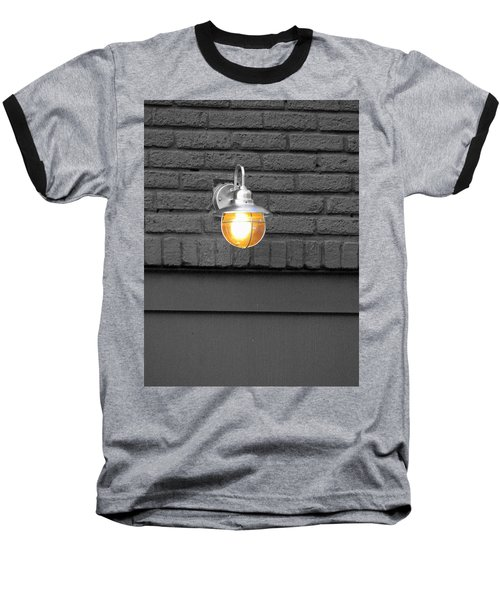 Baseball T-Shirt featuring the photograph Beacon by Rodney Lee Williams
