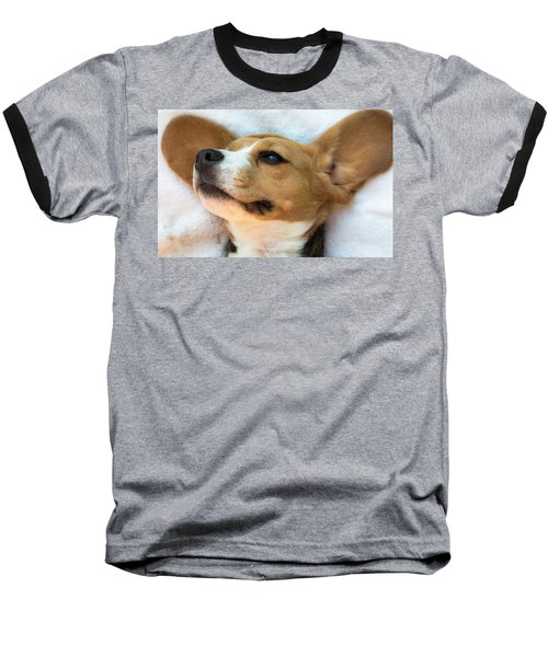 Beagles Dreams Baseball T-Shirt