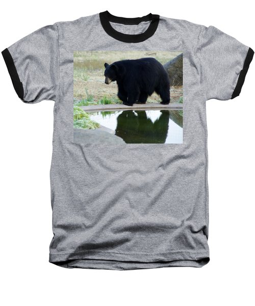Bear 2 Baseball T-Shirt