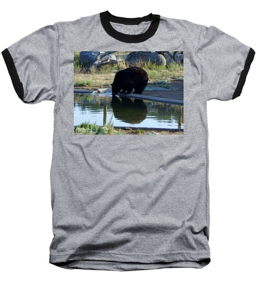 Bear 4 Baseball T-Shirt