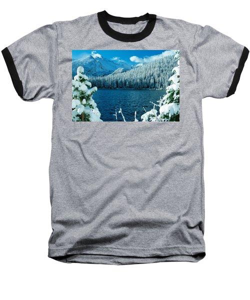 Bear Lake Baseball T-Shirt by Eric Glaser