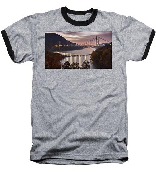 Bear Mountain In The Fall Baseball T-Shirt