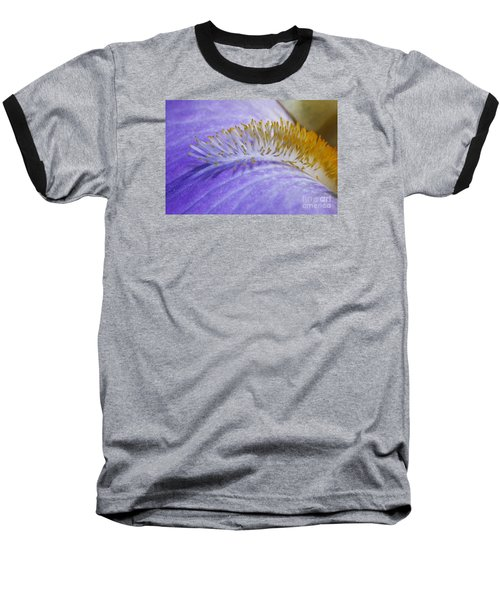 Beard Of The Iris Baseball T-Shirt