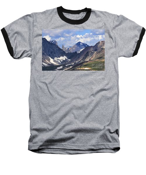 Beartooth Mountain Baseball T-Shirt