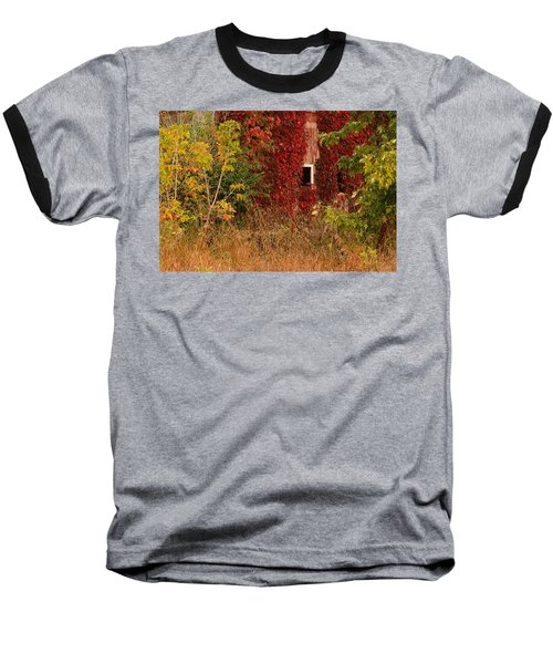 Beautiful Barn Baseball T-Shirt