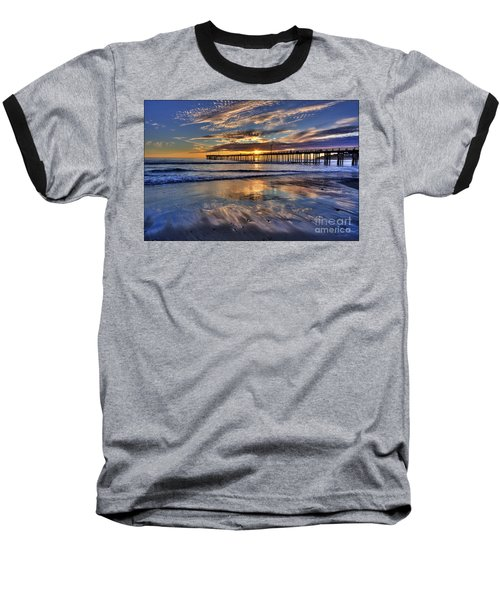 Beautiful Cayucos Baseball T-Shirt