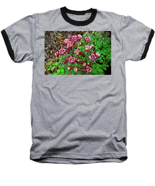 Beautiful Columbine   Baseball T-Shirt