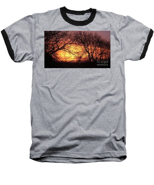 Beautiful Dawn Baseball T-Shirt