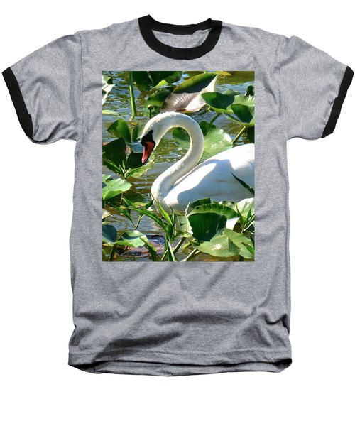 Beautiful Baseball T-Shirt by Carol  Bradley