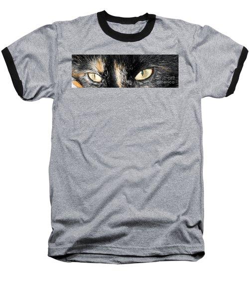 Beautiful Eyes Baseball T-Shirt