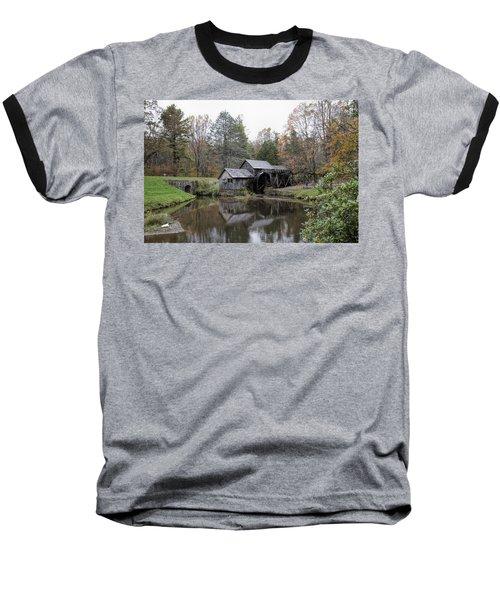 Beautiful Historical Mabry Mill Baseball T-Shirt