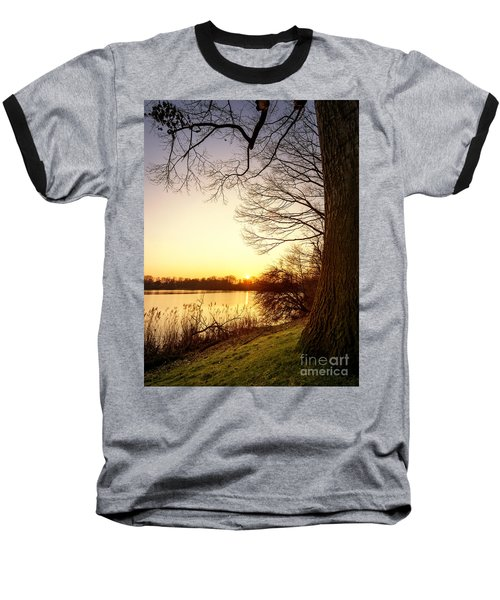 Beautiful Lake Baseball T-Shirt