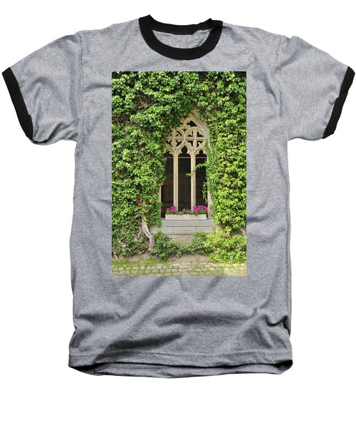 Beautiful Old Window Baseball T-Shirt