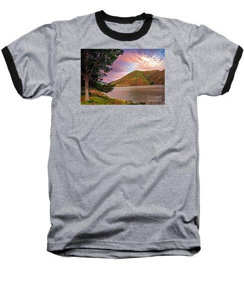 Beautiful Sunrise Baseball T-Shirt by Robert Bales