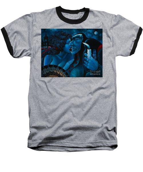 Beauty And The Beast Baseball T-Shirt