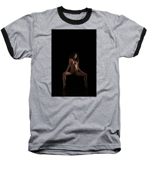 Baseball T-Shirt featuring the photograph Beauty In The Balance by Mez