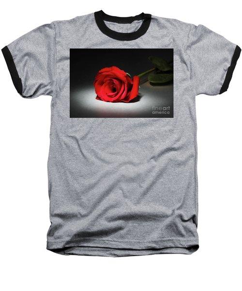 Beauty In The Spotlight Baseball T-Shirt