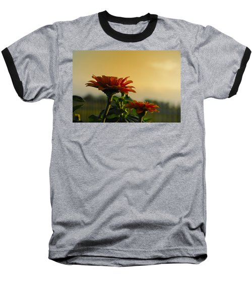 Beauty Of Nature Baseball T-Shirt