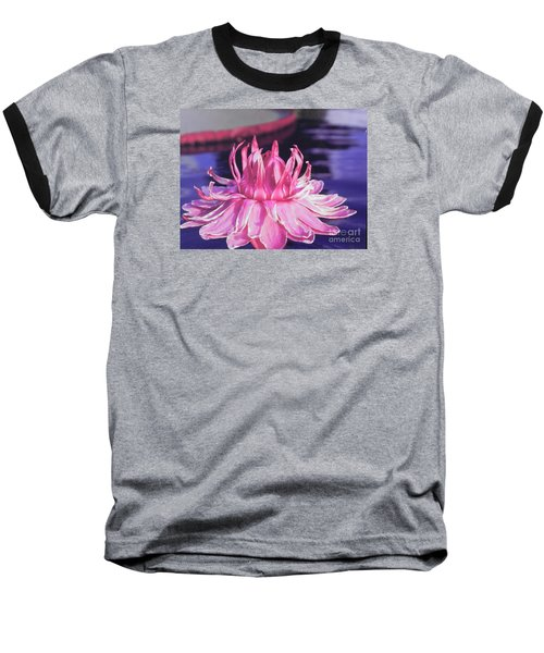 Baseball T-Shirt featuring the photograph Beauty Of Pink At The Ny Botanical Gardens by Chrisann Ellis