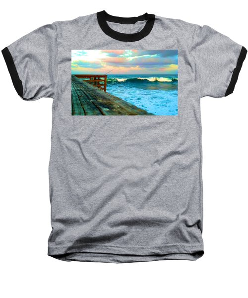 Beauty Of The Pier Baseball T-Shirt