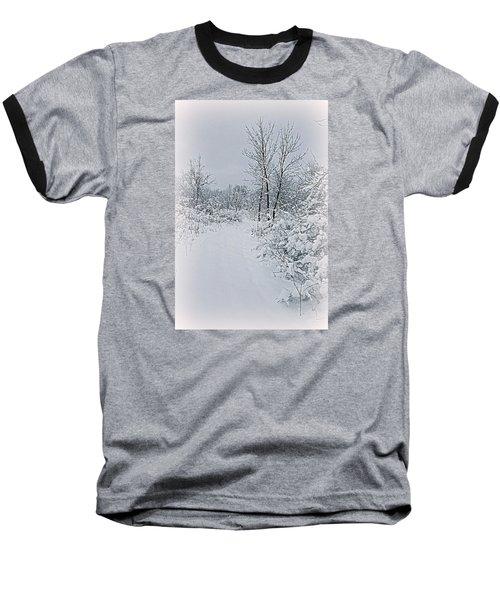 Beauty Of Winter Baseball T-Shirt