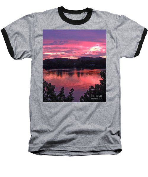Beauty On The Ohio Baseball T-Shirt