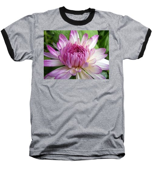 Beauty With Double Identity Baseball T-Shirt