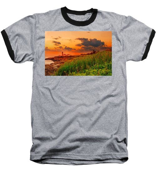 Beavertail Spectacular- Beavertail State Park Rhode Island Baseball T-Shirt