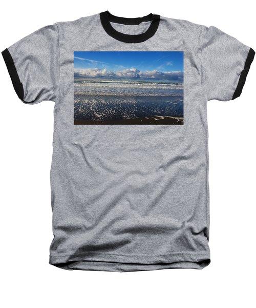 Beckoning Sea Baseball T-Shirt
