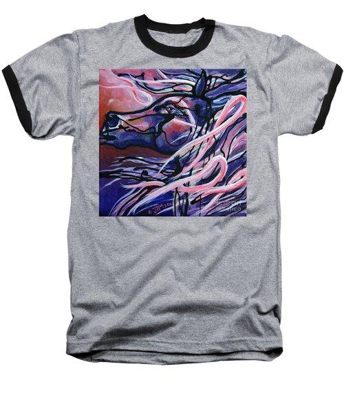 Become A Survivor Baseball T-Shirt