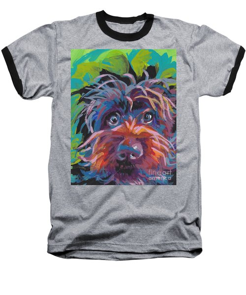 Bedhead Griff Baseball T-Shirt by Lea S