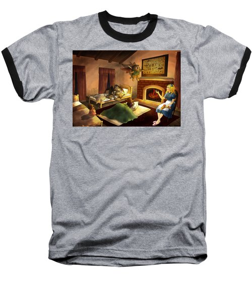 Bedtime Baseball T-Shirt