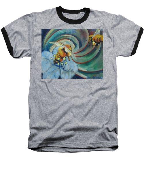 Bee Friends Baseball T-Shirt