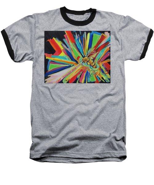 Bee Sting Baseball T-Shirt